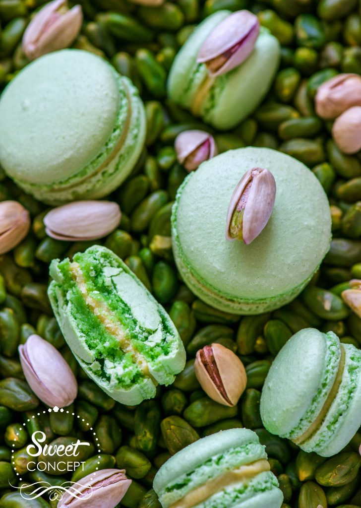 macarons fistic