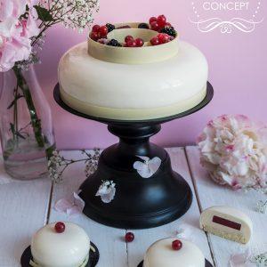 Tort Blanc Regal
